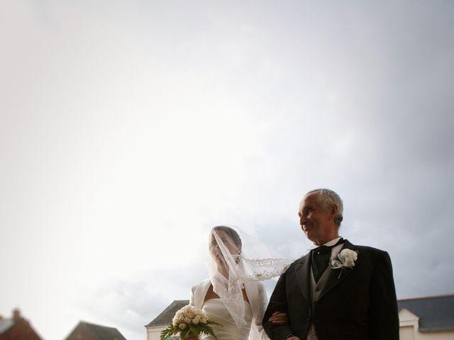 Le mariage de Raphaël et Claire à Champtocé-sur-Loire, Maine et Loire 20