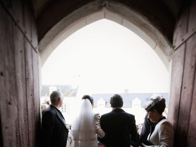 Le mariage de Raphaël et Claire à Champtocé-sur-Loire, Maine et Loire 22