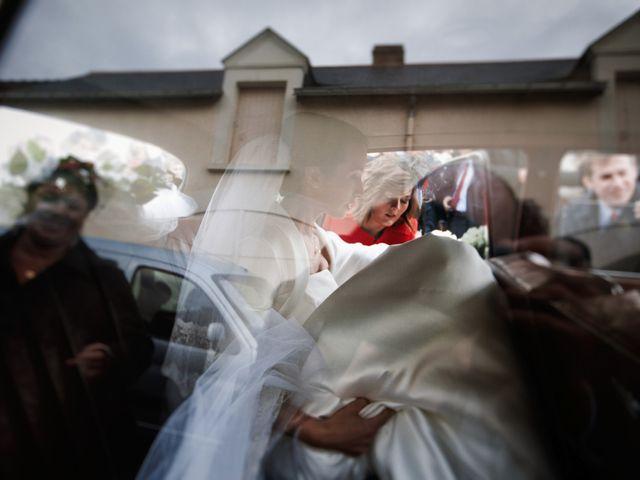 Le mariage de Raphaël et Claire à Champtocé-sur-Loire, Maine et Loire 24