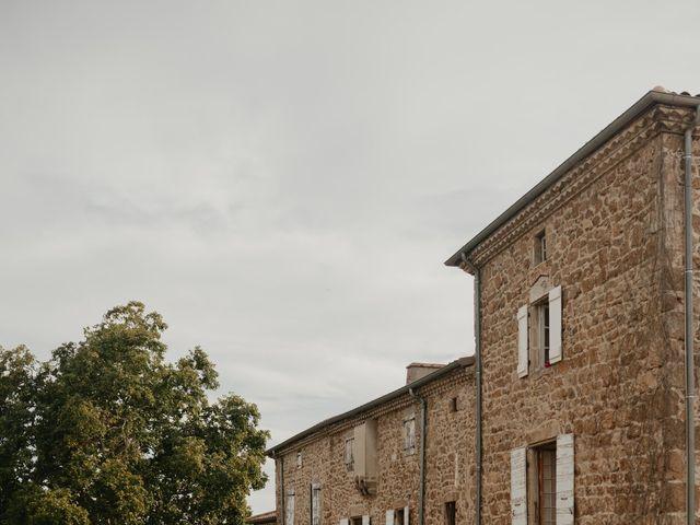 Le mariage de Lilian et Nina à Saint-Romain-d'Ay, Ardèche 3