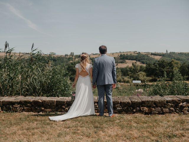 Le mariage de Lilian et Nina à Saint-Romain-d'Ay, Ardèche 6