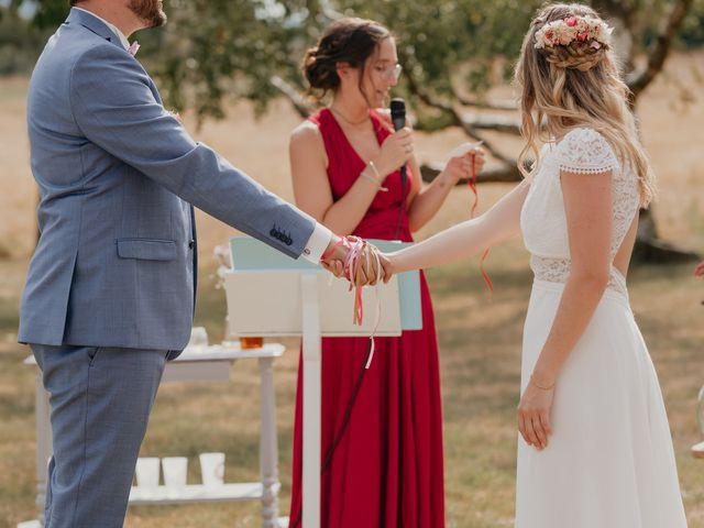 Le mariage de Lilian et Nina à Saint-Romain-d'Ay, Ardèche 7