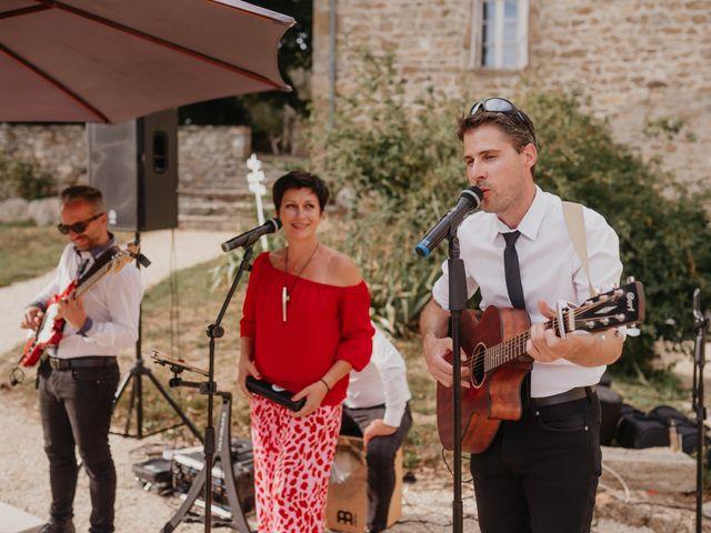 Le mariage de Lilian et Nina à Saint-Romain-d'Ay, Ardèche 9