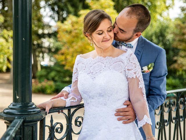 Le mariage de Léa et Damien