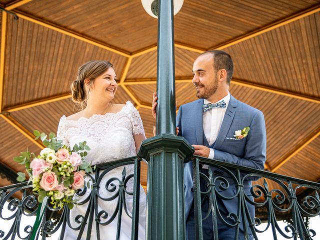 Le mariage de Damien et Léa à Tours, Indre-et-Loire 1