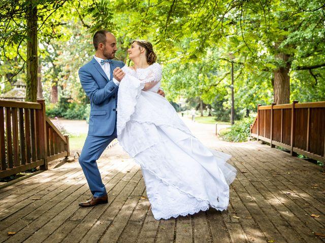 Le mariage de Damien et Léa à Tours, Indre-et-Loire 7