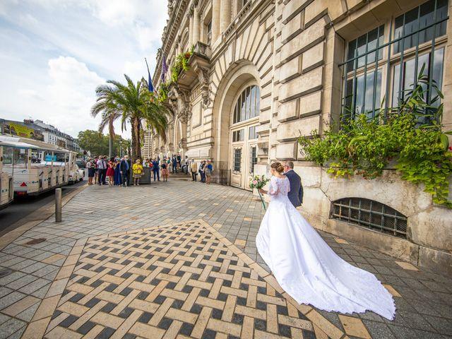 Le mariage de Damien et Léa à Tours, Indre-et-Loire 35
