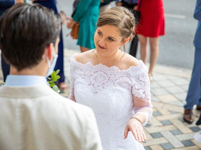 Le mariage de Damien et Léa à Tours, Indre-et-Loire 37