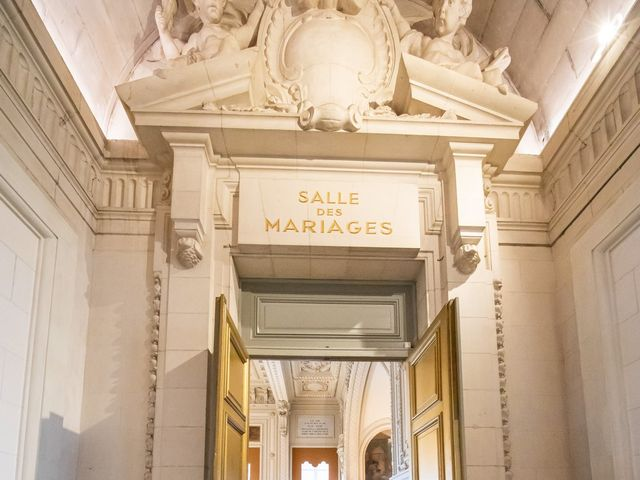 Le mariage de Damien et Léa à Tours, Indre-et-Loire 42
