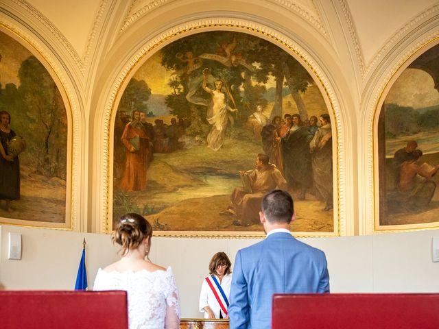 Le mariage de Damien et Léa à Tours, Indre-et-Loire 43