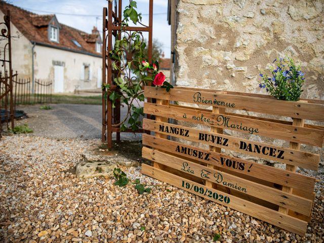 Le mariage de Damien et Léa à Tours, Indre-et-Loire 75