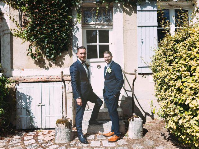 Le mariage de Marty et Manon à Nanteau-sur-Lunain, Seine-et-Marne 5