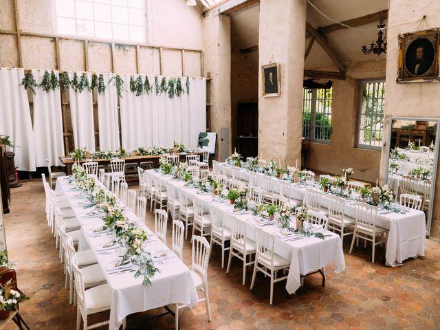 Le mariage de Marty et Manon à Nanteau-sur-Lunain, Seine-et-Marne 9