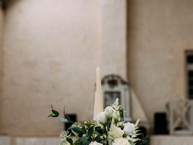 Le mariage de Marty et Manon à Nanteau-sur-Lunain, Seine-et-Marne 11