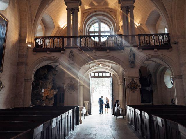 Le mariage de Marty et Manon à Nanteau-sur-Lunain, Seine-et-Marne 15