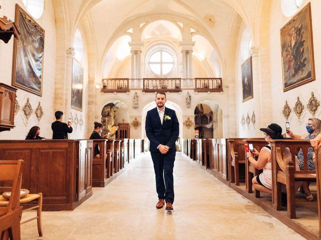 Le mariage de Marty et Manon à Nanteau-sur-Lunain, Seine-et-Marne 16