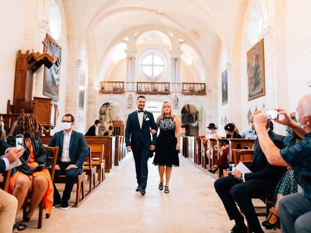 Le mariage de Marty et Manon à Nanteau-sur-Lunain, Seine-et-Marne 17