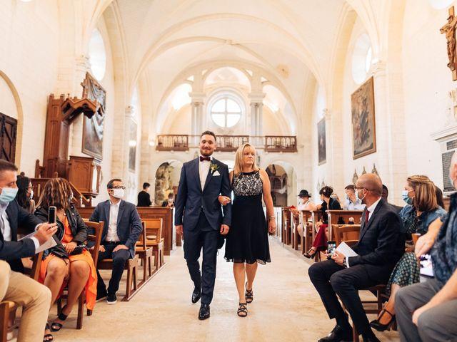 Le mariage de Marty et Manon à Nanteau-sur-Lunain, Seine-et-Marne 18