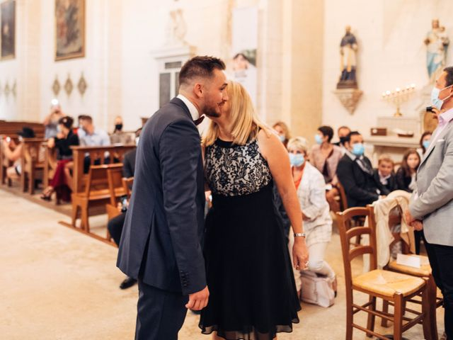 Le mariage de Marty et Manon à Nanteau-sur-Lunain, Seine-et-Marne 19