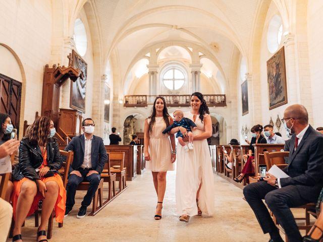Le mariage de Marty et Manon à Nanteau-sur-Lunain, Seine-et-Marne 20