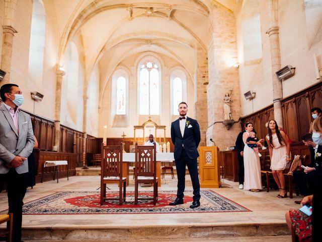Le mariage de Marty et Manon à Nanteau-sur-Lunain, Seine-et-Marne 22