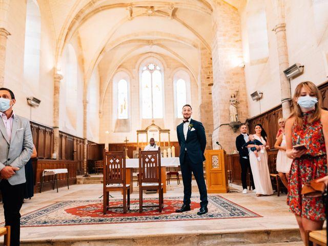 Le mariage de Marty et Manon à Nanteau-sur-Lunain, Seine-et-Marne 23