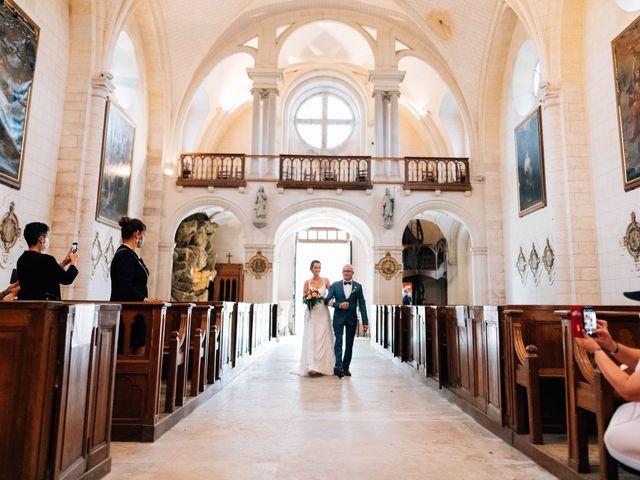 Le mariage de Marty et Manon à Nanteau-sur-Lunain, Seine-et-Marne 24