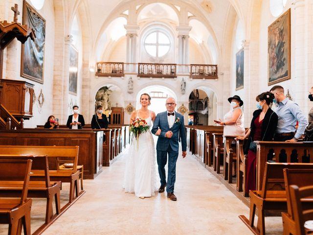 Le mariage de Marty et Manon à Nanteau-sur-Lunain, Seine-et-Marne 25