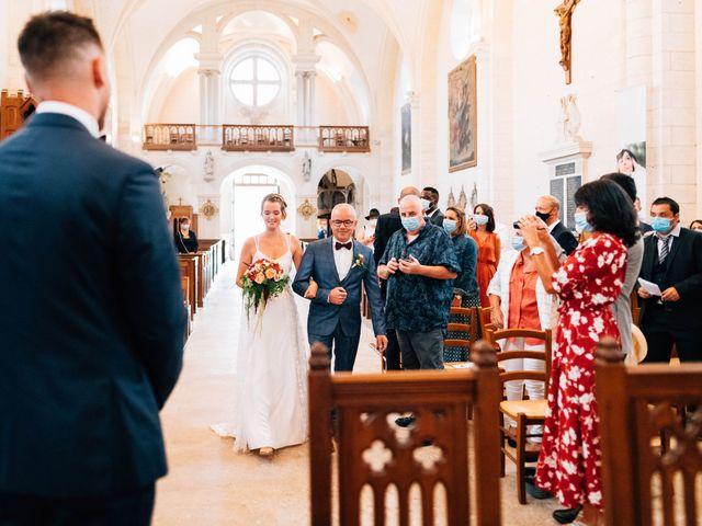 Le mariage de Marty et Manon à Nanteau-sur-Lunain, Seine-et-Marne 26