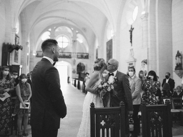 Le mariage de Marty et Manon à Nanteau-sur-Lunain, Seine-et-Marne 27