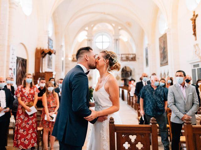 Le mariage de Marty et Manon à Nanteau-sur-Lunain, Seine-et-Marne 28