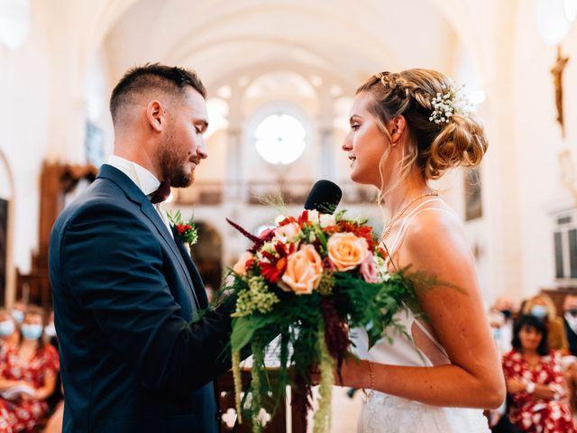 Le mariage de Marty et Manon à Nanteau-sur-Lunain, Seine-et-Marne 33