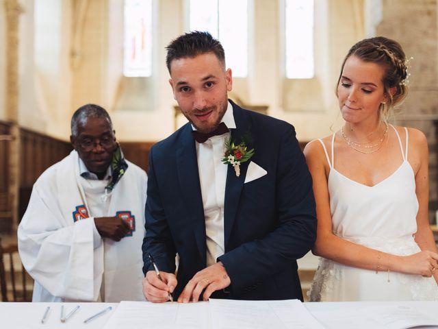 Le mariage de Marty et Manon à Nanteau-sur-Lunain, Seine-et-Marne 34