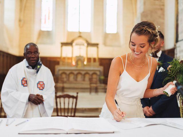 Le mariage de Marty et Manon à Nanteau-sur-Lunain, Seine-et-Marne 38