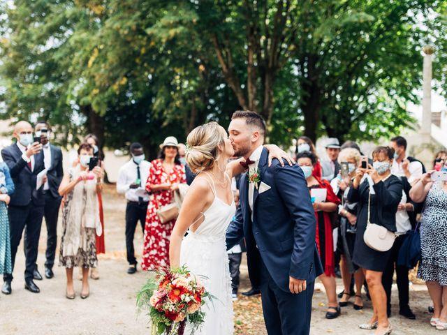 Le mariage de Marty et Manon à Nanteau-sur-Lunain, Seine-et-Marne 43