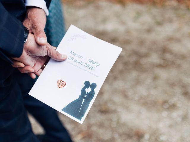 Le mariage de Marty et Manon à Nanteau-sur-Lunain, Seine-et-Marne 44