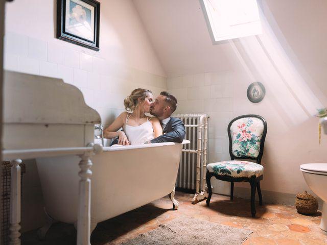 Le mariage de Marty et Manon à Nanteau-sur-Lunain, Seine-et-Marne 45