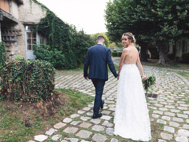 Le mariage de Marty et Manon à Nanteau-sur-Lunain, Seine-et-Marne 48