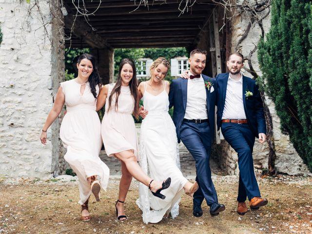 Le mariage de Marty et Manon à Nanteau-sur-Lunain, Seine-et-Marne 54
