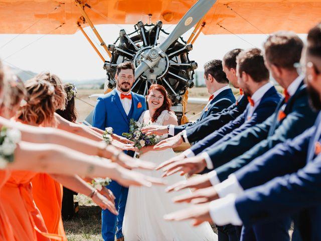 Le mariage de Christopher et Elodie à Saint-Jean-de-Bournay, Isère 5