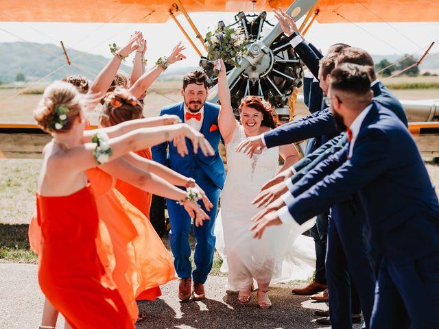 Le mariage de Christopher et Elodie à Saint-Jean-de-Bournay, Isère 6