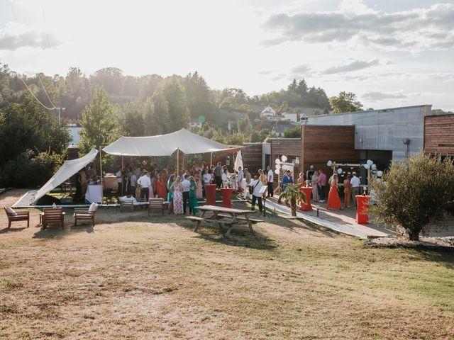 Le mariage de Christopher et Elodie à Saint-Jean-de-Bournay, Isère 11