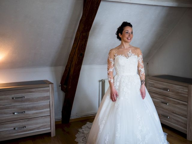 Le mariage de Christophe et Sabrina à Goeulzin, Nord 8