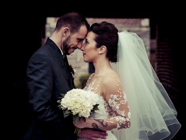 Le mariage de Christophe et Sabrina à Goeulzin, Nord 18