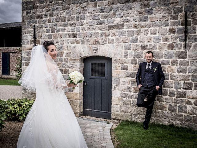 Le mariage de Christophe et Sabrina à Goeulzin, Nord 20