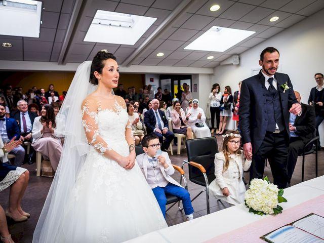 Le mariage de Christophe et Sabrina à Goeulzin, Nord 26