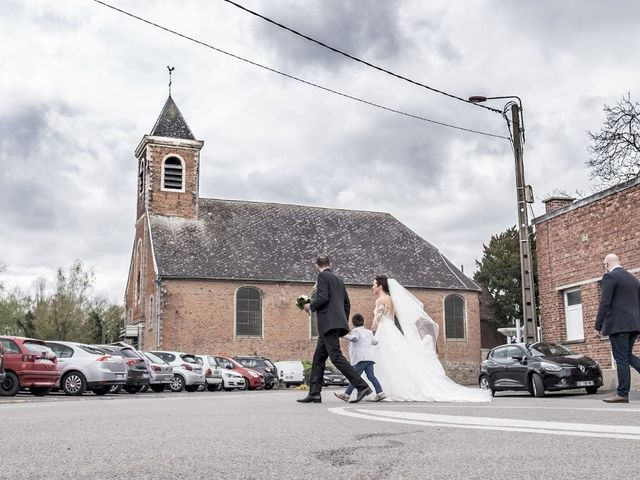 Le mariage de Christophe et Sabrina à Goeulzin, Nord 30