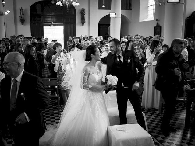 Le mariage de Christophe et Sabrina à Goeulzin, Nord 34