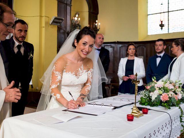 Le mariage de Christophe et Sabrina à Goeulzin, Nord 41