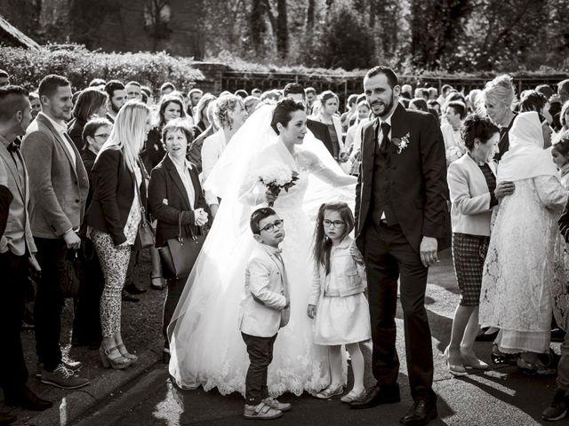 Le mariage de Christophe et Sabrina à Goeulzin, Nord 45